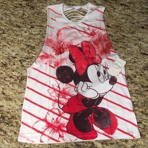 Minnie Mouse Disney Shirt brand new w/tags sz med